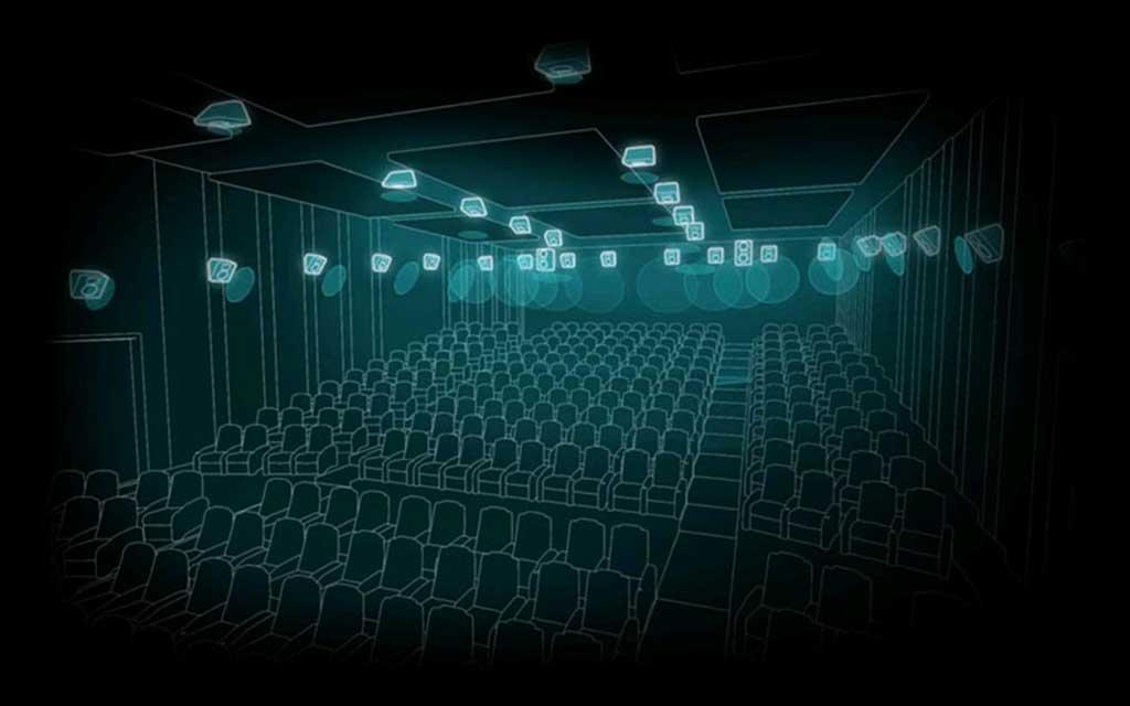 Dolby Atmos Cinem Experience