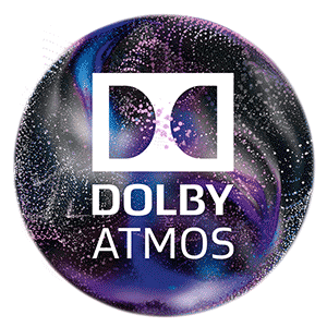 Dolby Atmos Cinema Logo