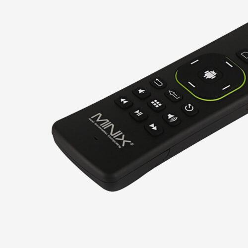 Minix Neo A2 Lite Remote Perspective Buttom