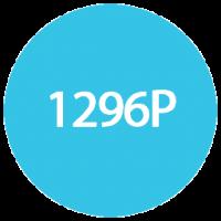 1296p