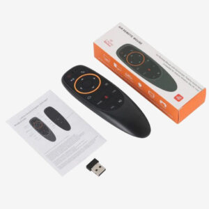 G10 Air Mouse BLACK VOICE WITHOUT AIR MOUSE VERSION 3742 04