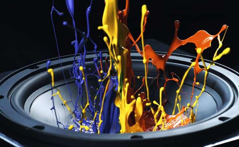 LG Cymatic Jazz HDR HLG