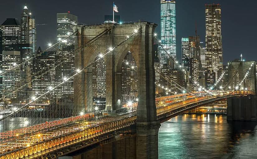 LG New York HDR