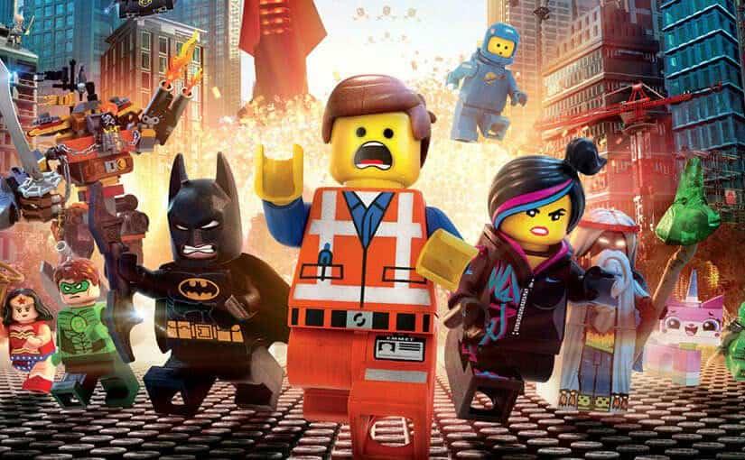 Panasonic Lego Movie Trailer HDR