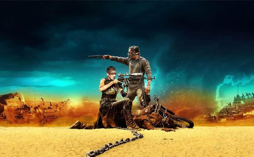 Panasonic Mad Max Movie Trailer HDR