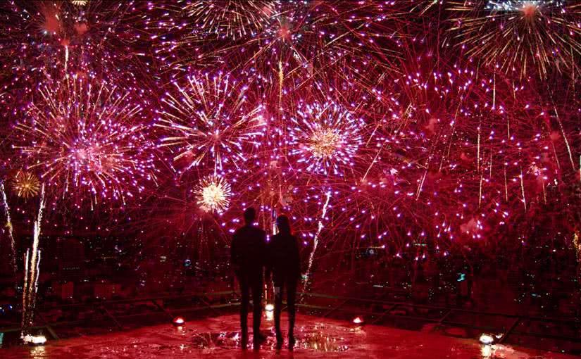 Sony Fireworks