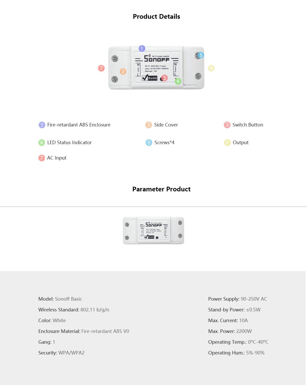 Android Box Dot Ir Sonoff Basic 06 1