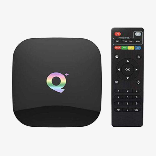 اندروید باکس Q Plus Tv Box