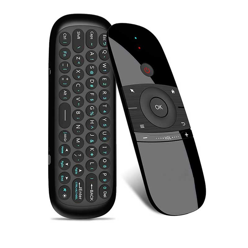 Android Box Wechip W1 Air Mouse And Keyboard Post Image 01