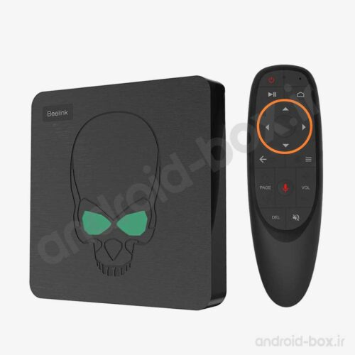 Android Box Dot Ir Beelink GT King 01