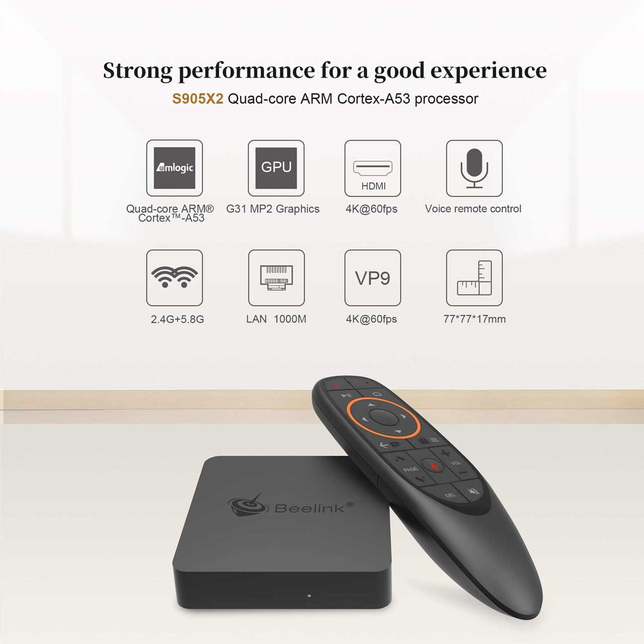 Android Box Dot Ir Beelink GT Mini A Detail (3)