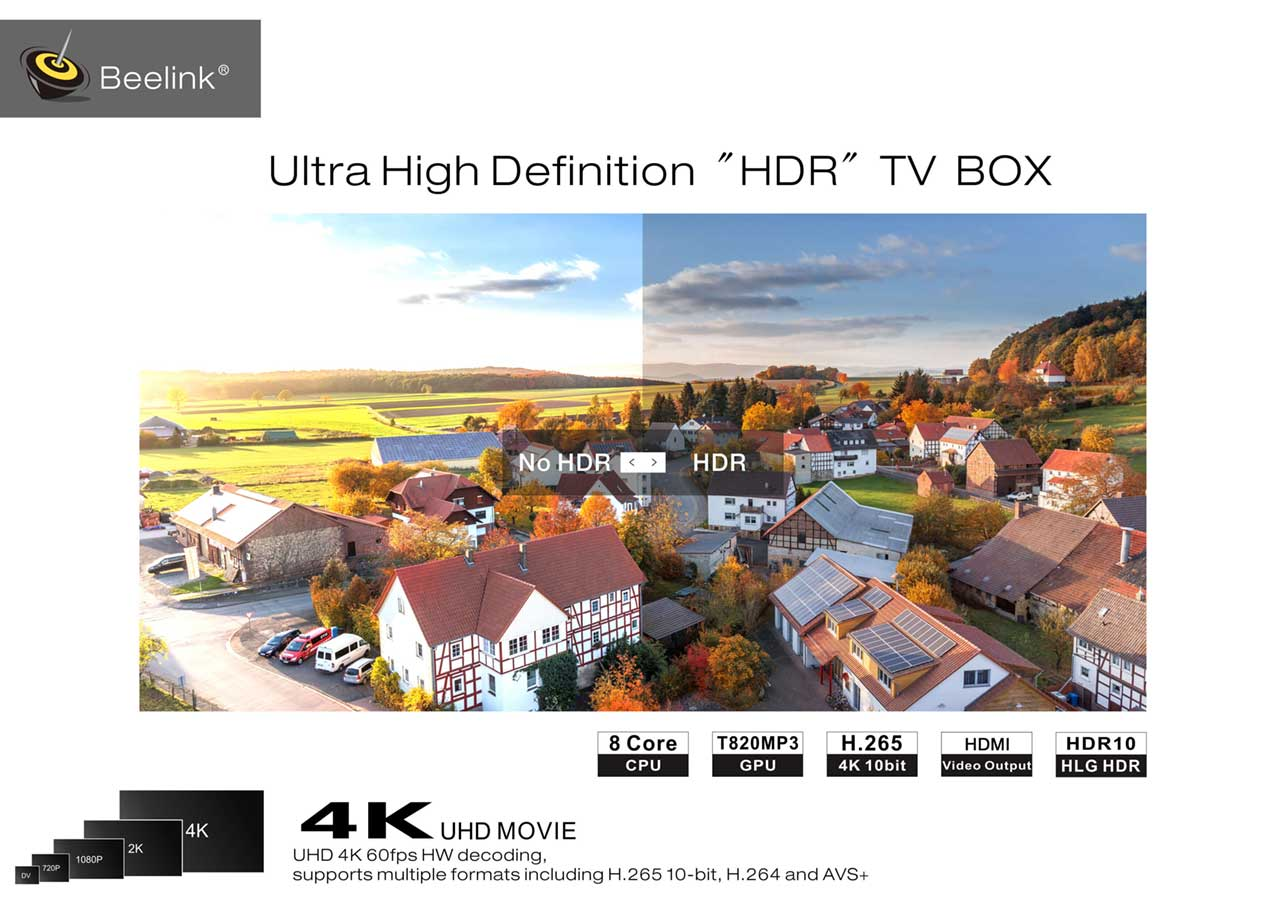 Android Box Dot Ir Beelink GT1 Ultimate Detail 06