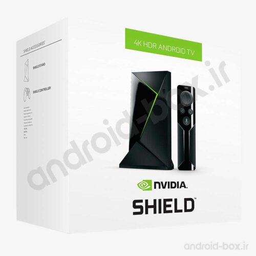 Android Box Dot Ir NVIDIA SHIELD TV 4K 02