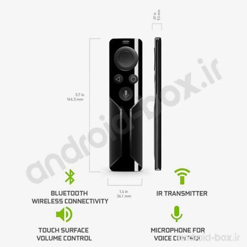 Android Box Dot Ir NVIDIA SHIELD TV 4K 04