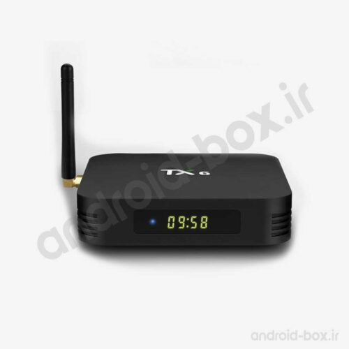Android Box Dot Ir Wechip TX6 01