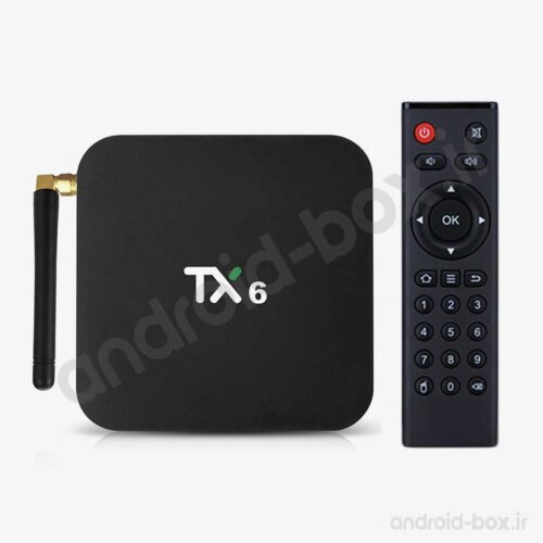 Android Box Dot Ir Wechip TX6 02