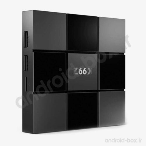 Android Box Dot Ir Z66X Silver 01