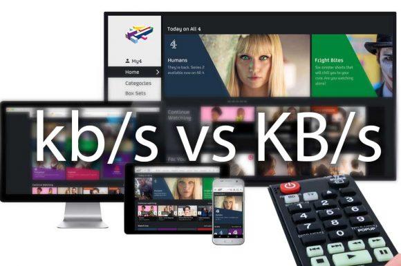 سرعت مناسب اینترنت برای نمایش سرویس های پخش فیلم و سریال چقدر است؟