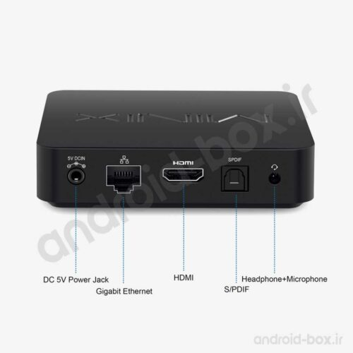 Android Box Dot Ir MINIX T5 04