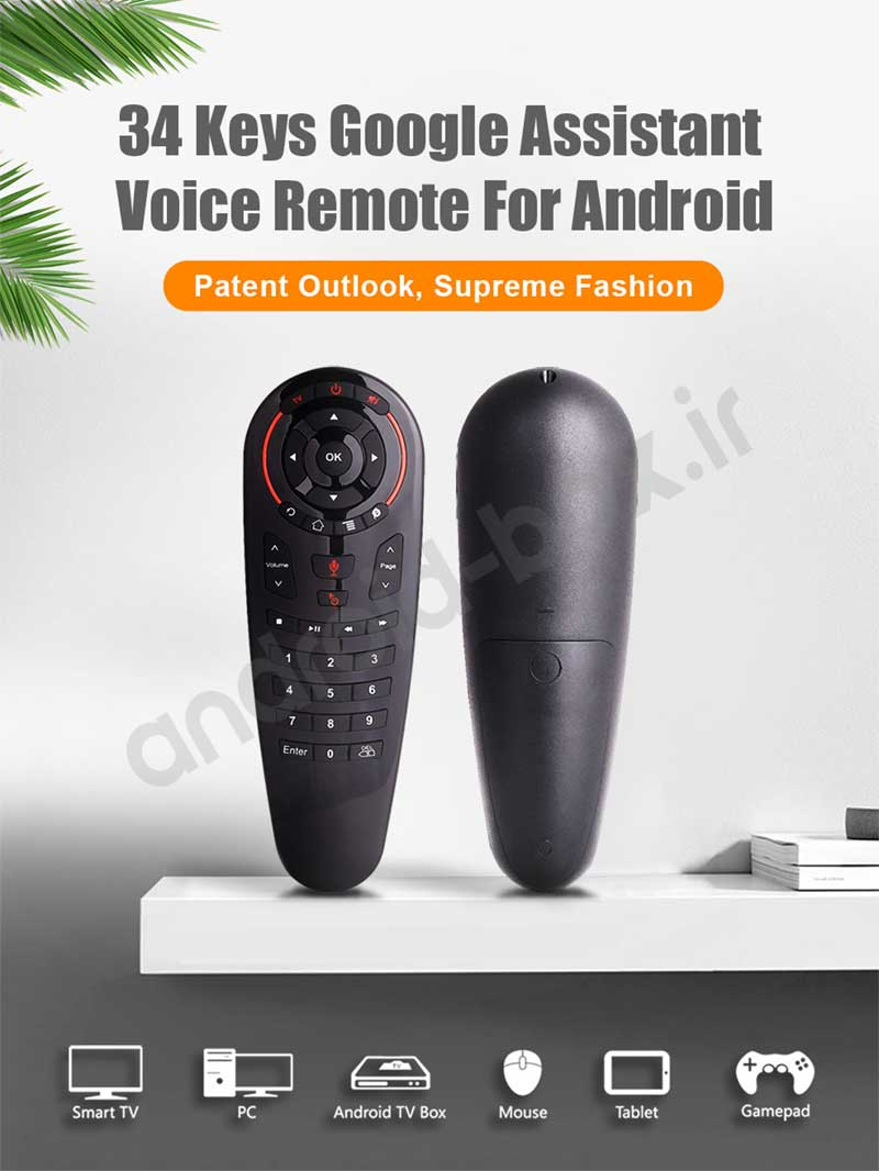 Android Box Dot Ir Wechip G30 Air Remote Banner 01