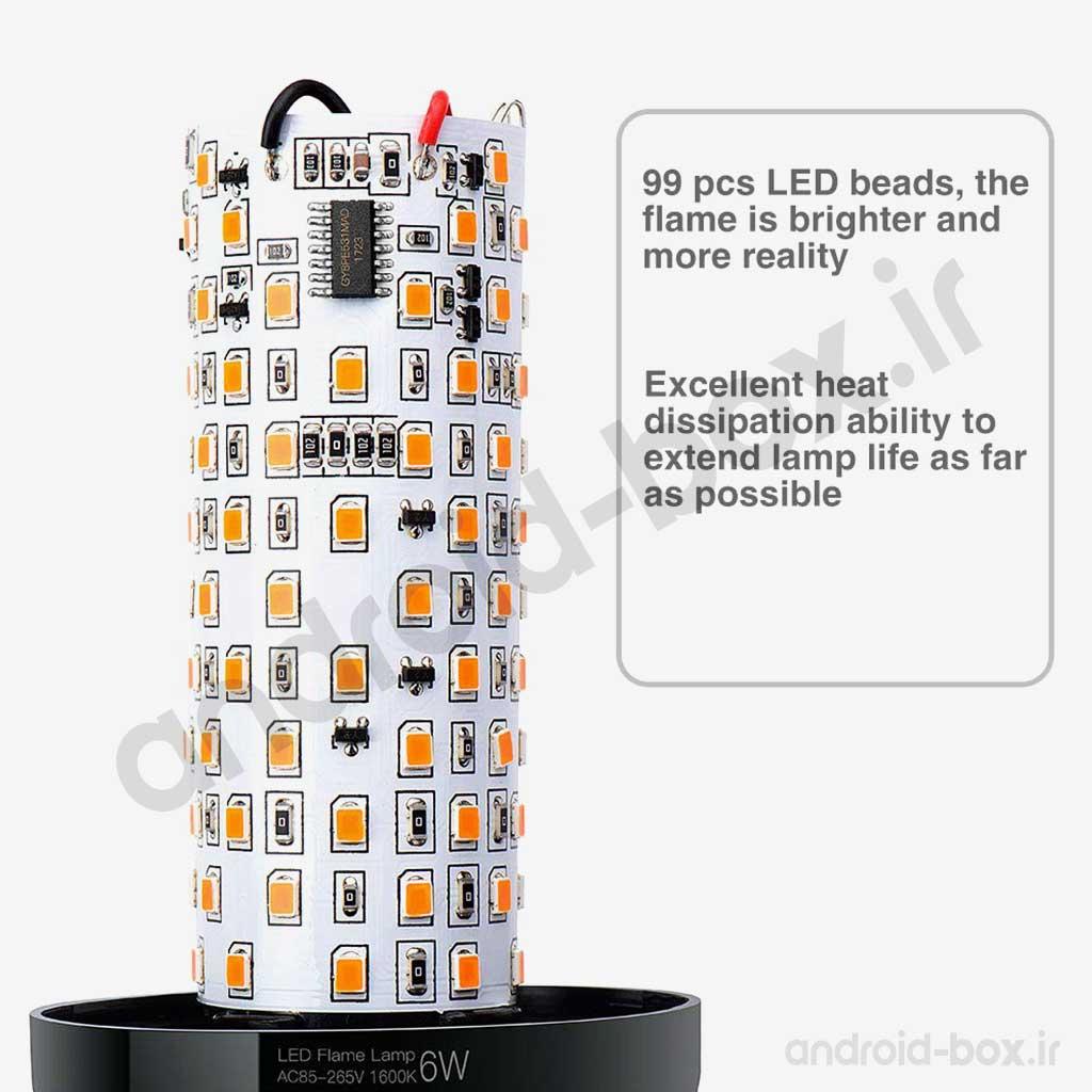 Android Box Dot Ir Pretigo Fire Led Smd Light Bulbs 03