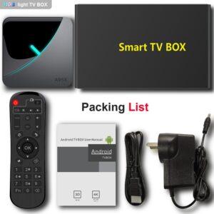 Android Box Dot Ir A95x F3 8k 18
