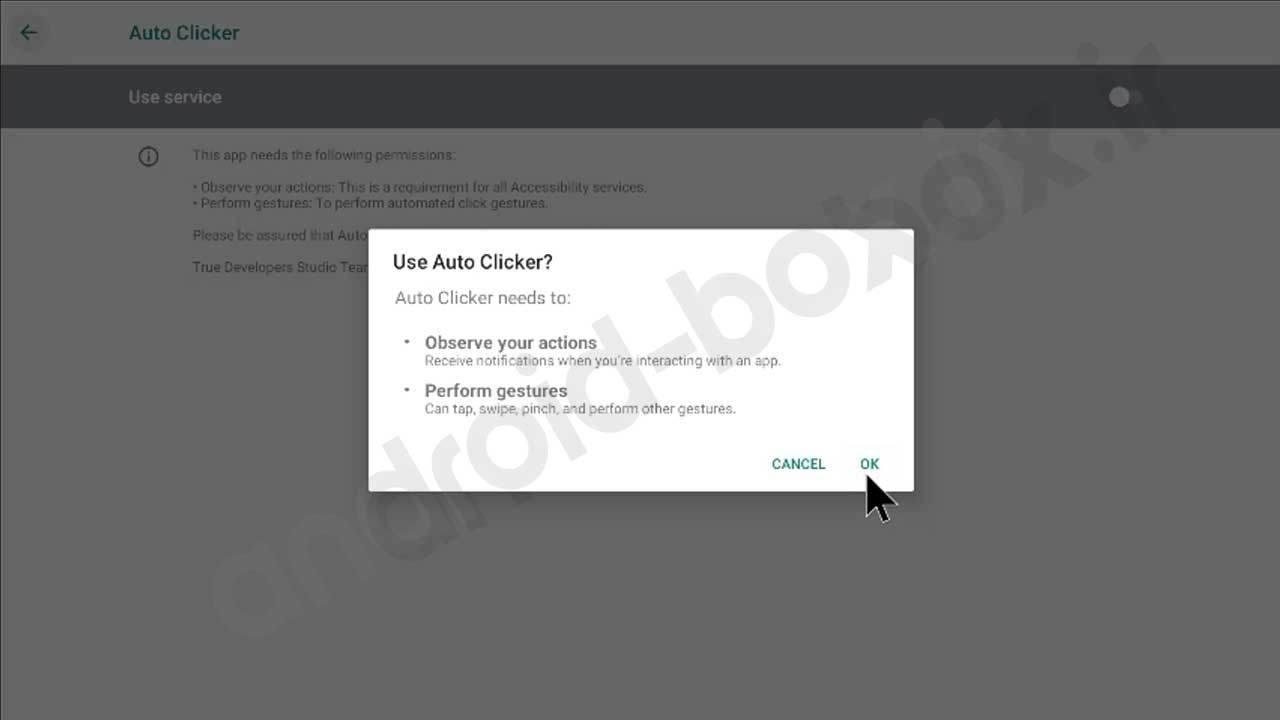 How To Setup Android Auto Clicker App 02