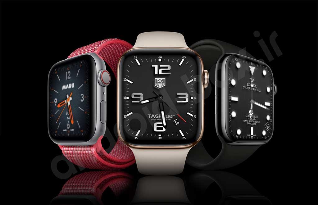 Jingwatch Custom Watch Face On Apple Watch