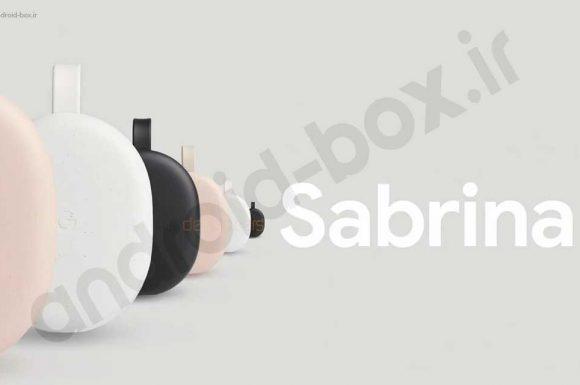 Google Sabrina Android Tv Box Sell Time