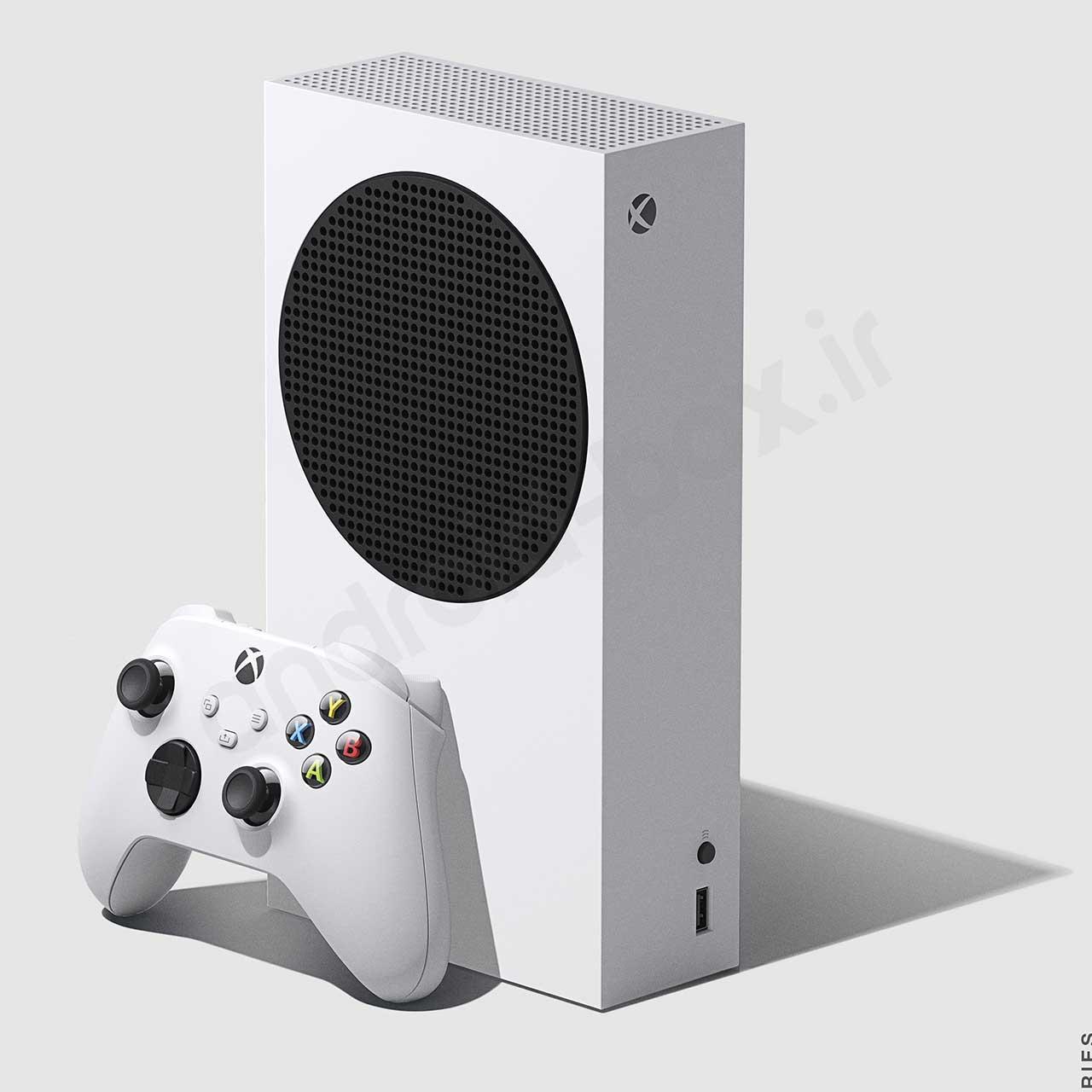 Android Box Dot Ir Xbox Series S Bg