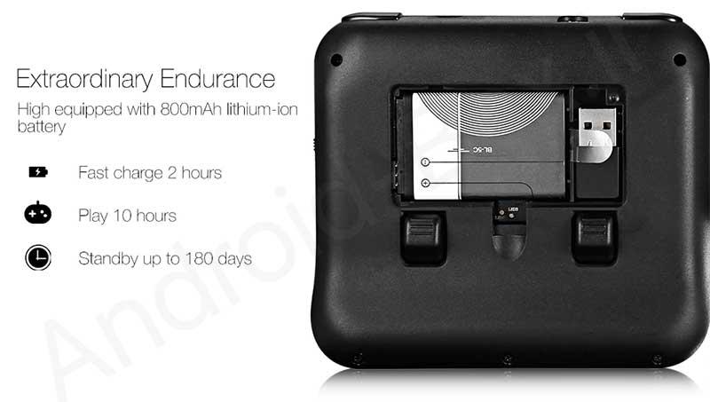 Android Box Dot Ir Uniplay U6 Smart Gamepad Banner 02