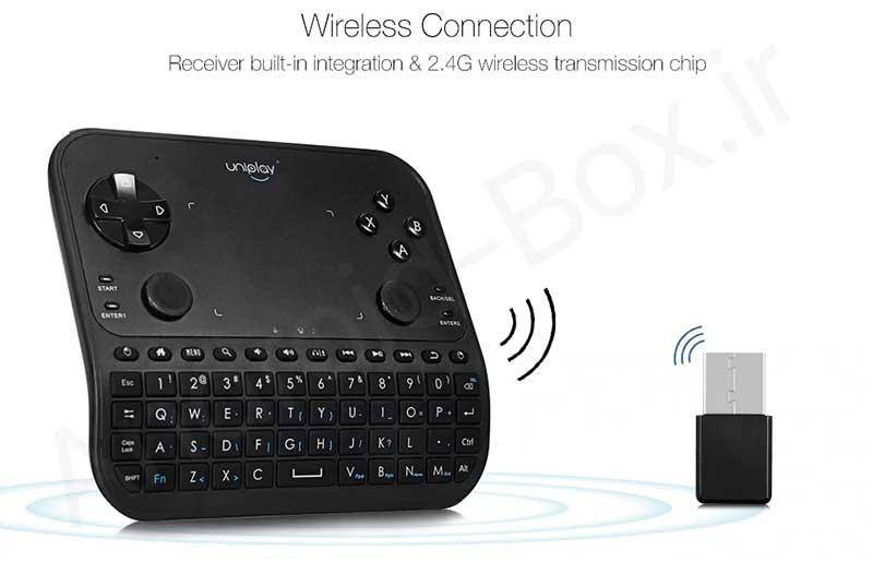 Android Box Dot Ir Uniplay U6 Smart Gamepad Banner 06