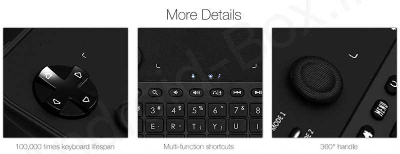 Android Box Dot Ir Uniplay U6 Smart Gamepad Banner 09