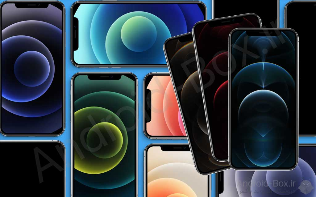 Download Iphone 12 And Iphone 12 Pro Wallpapers