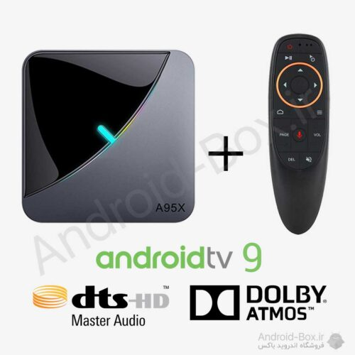 Android Box Dot Ir A95x F3 Air Atv9 Atmos And Dts Hd Maste Support Plus G10 Air Mouse 01