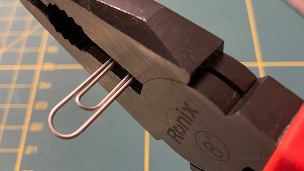 How To Cut Paperclip For Create Jig