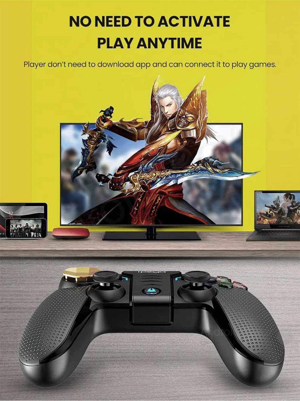 Android Box Dot Ir IPega PG 9118 Gamepad Banner 06