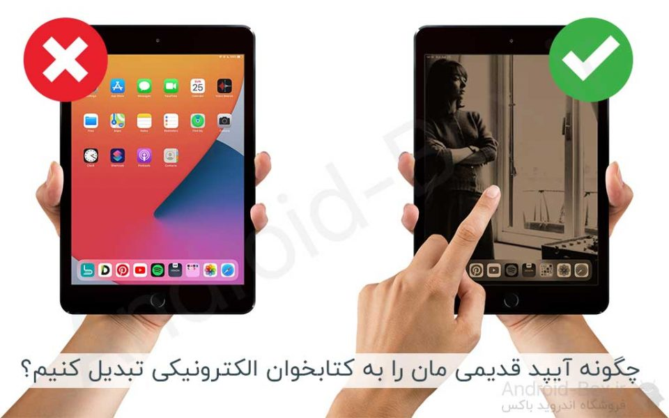 How To Use Old Ipad As Ebook Reader