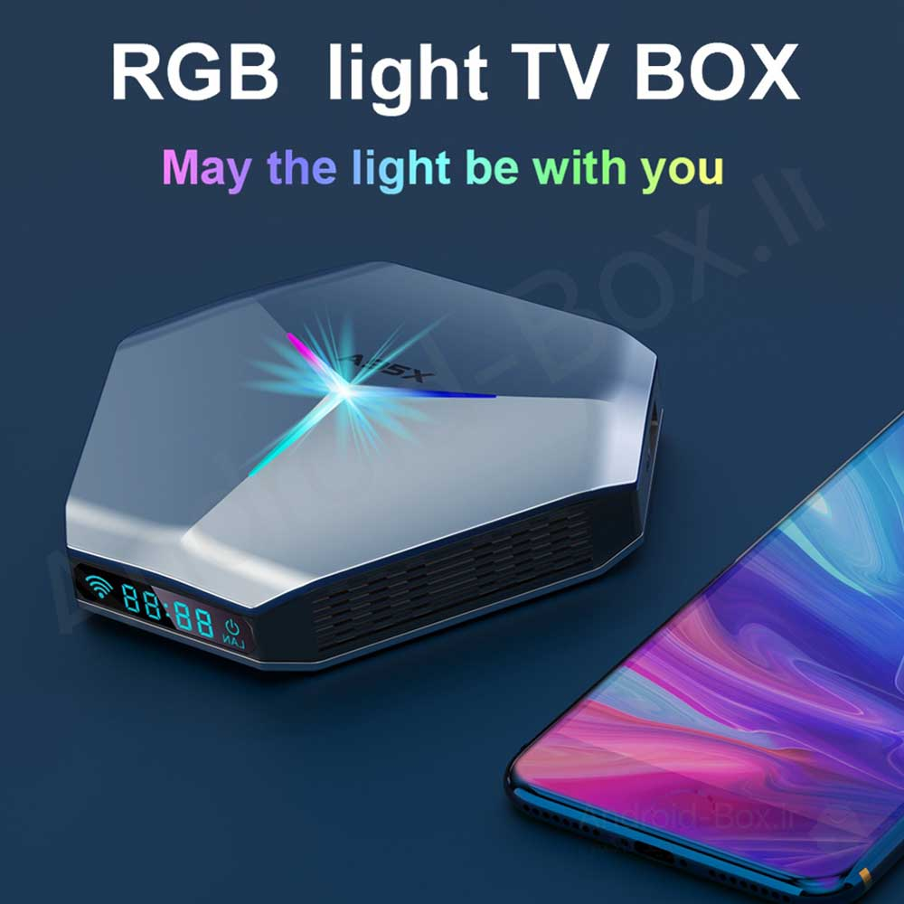 Android Box Dot Ir A95x F4 Android 10 Tv Box Banner 01