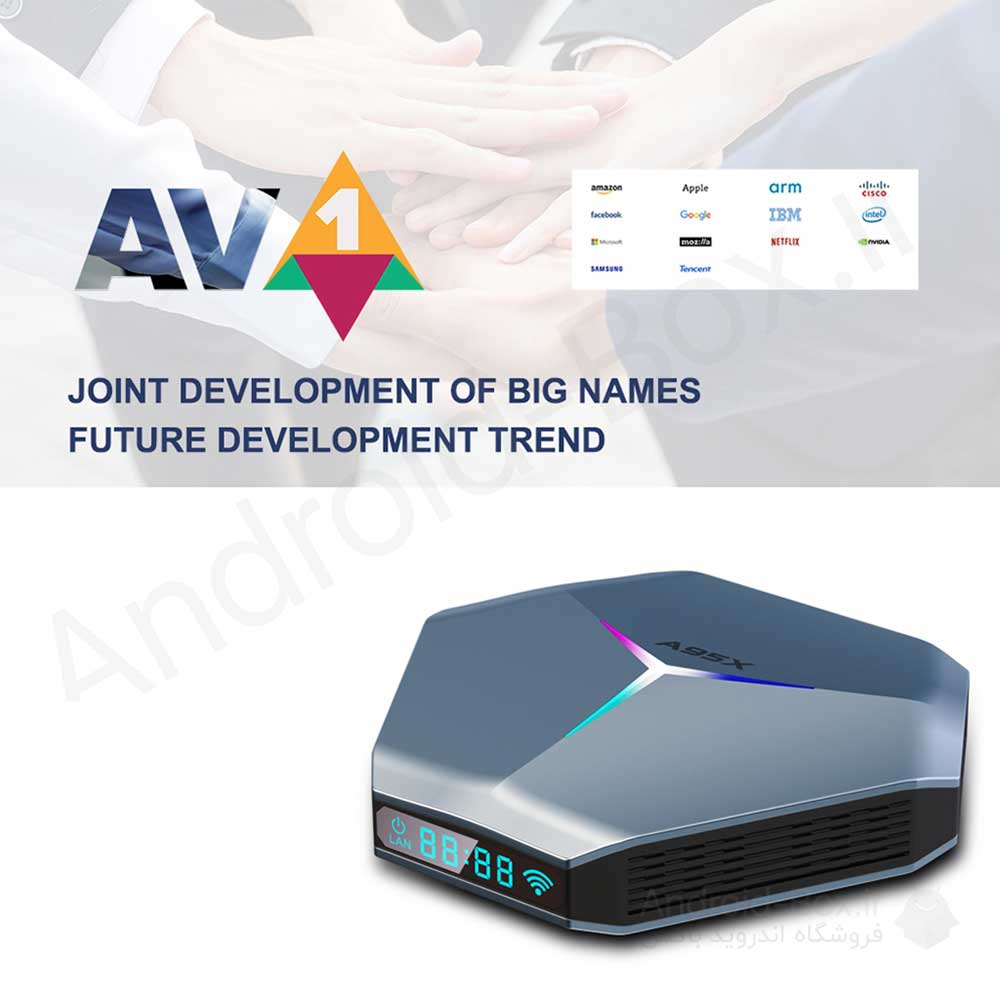 Android Box Dot Ir A95x F4 Android 10 Tv Box Banner 02