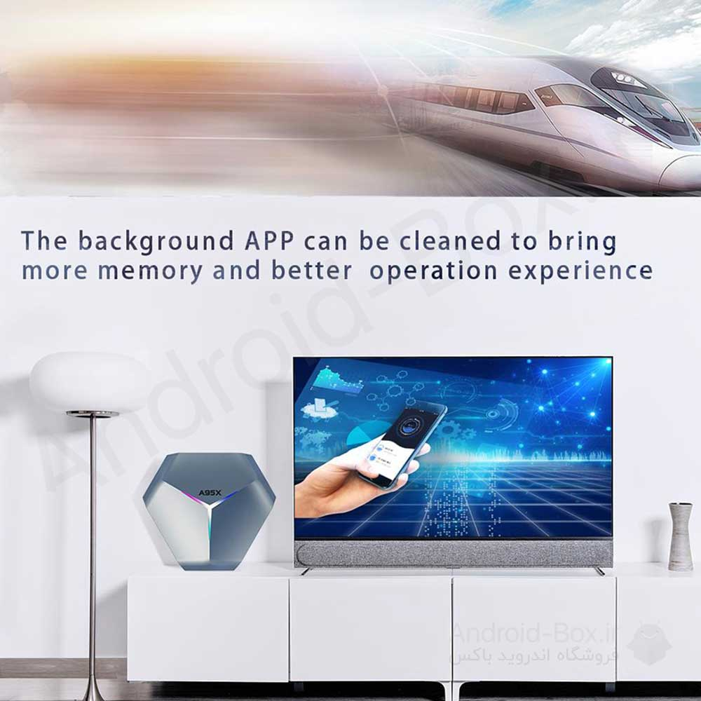 Android Box Dot Ir A95x F4 Android 10 Tv Box Banner 05