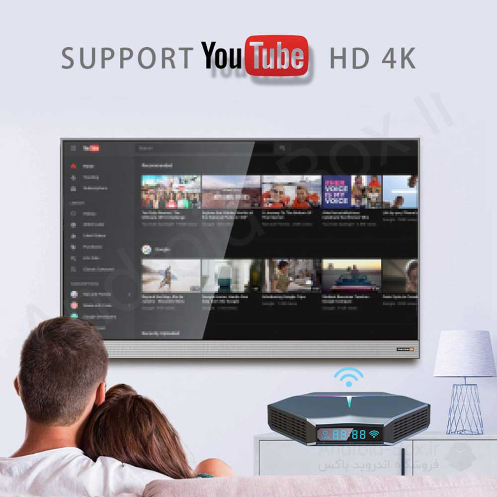 Android Box Dot Ir A95x F4 Android 10 Tv Box Banner 07