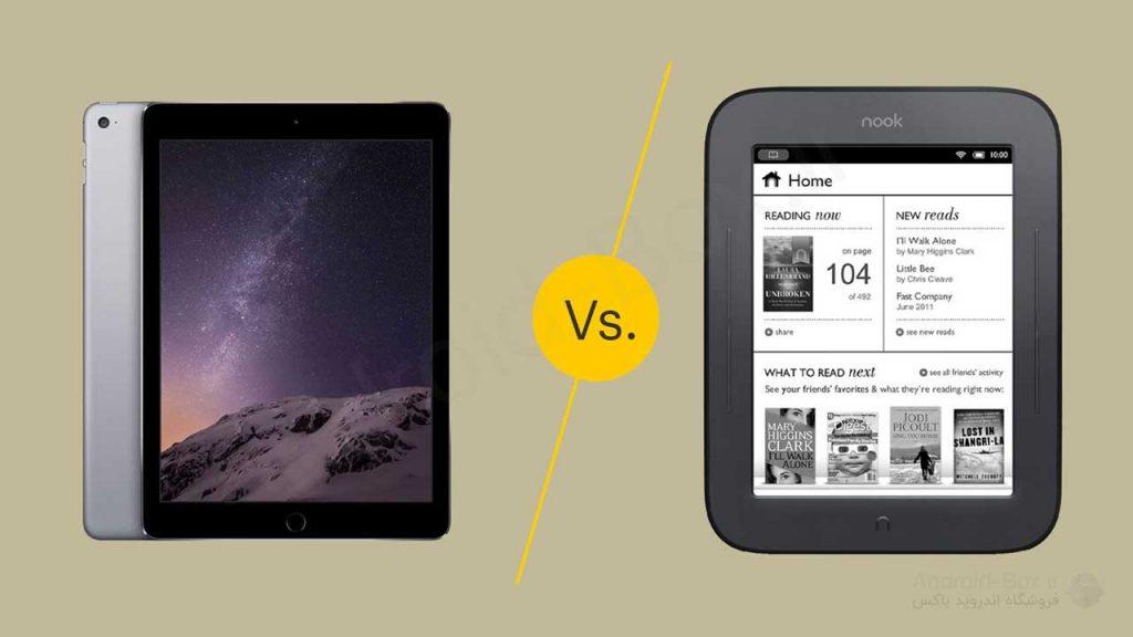 Ipad Vs Ebook Reader