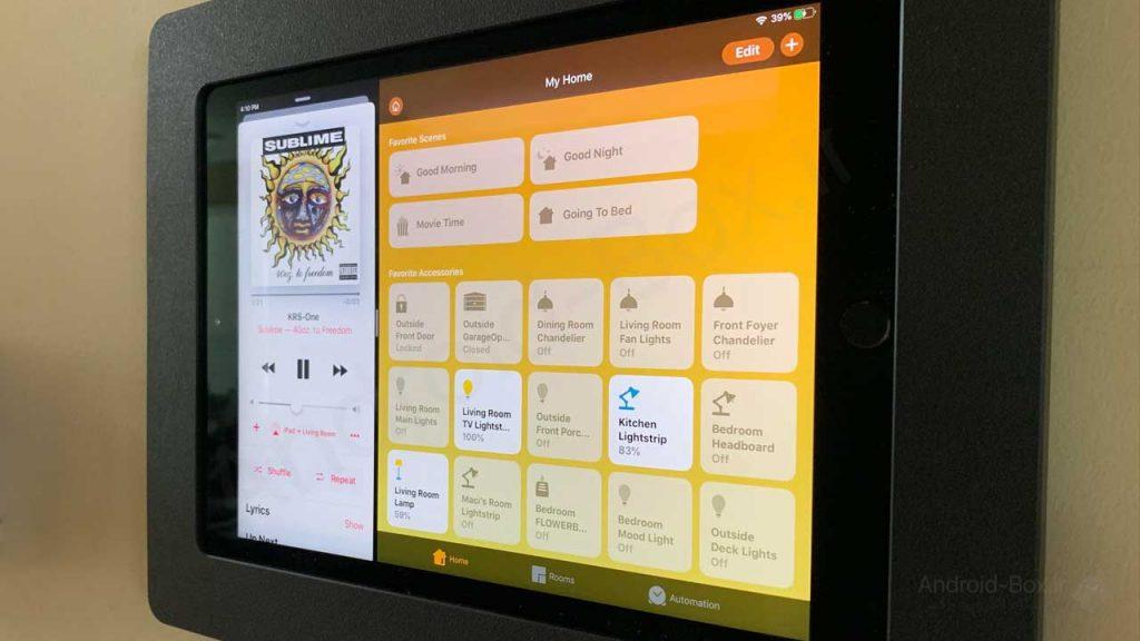 Use Old Ipad As Smarthome Remote