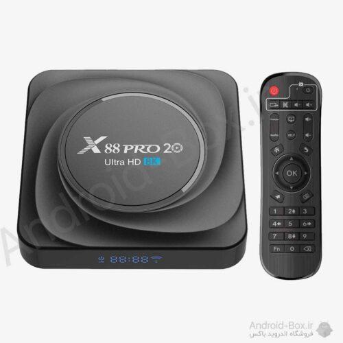 Android Box Dot Ir X88 Pro 20 01