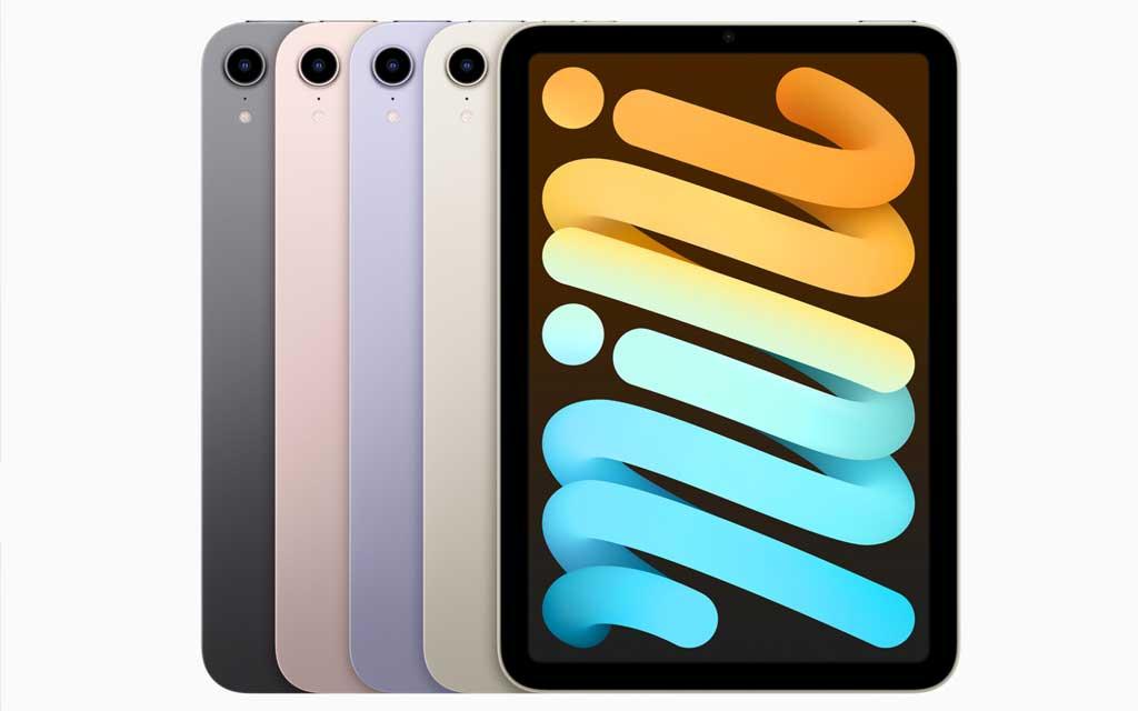 Download The New 6th Gen IPad Mini Wallpapers
