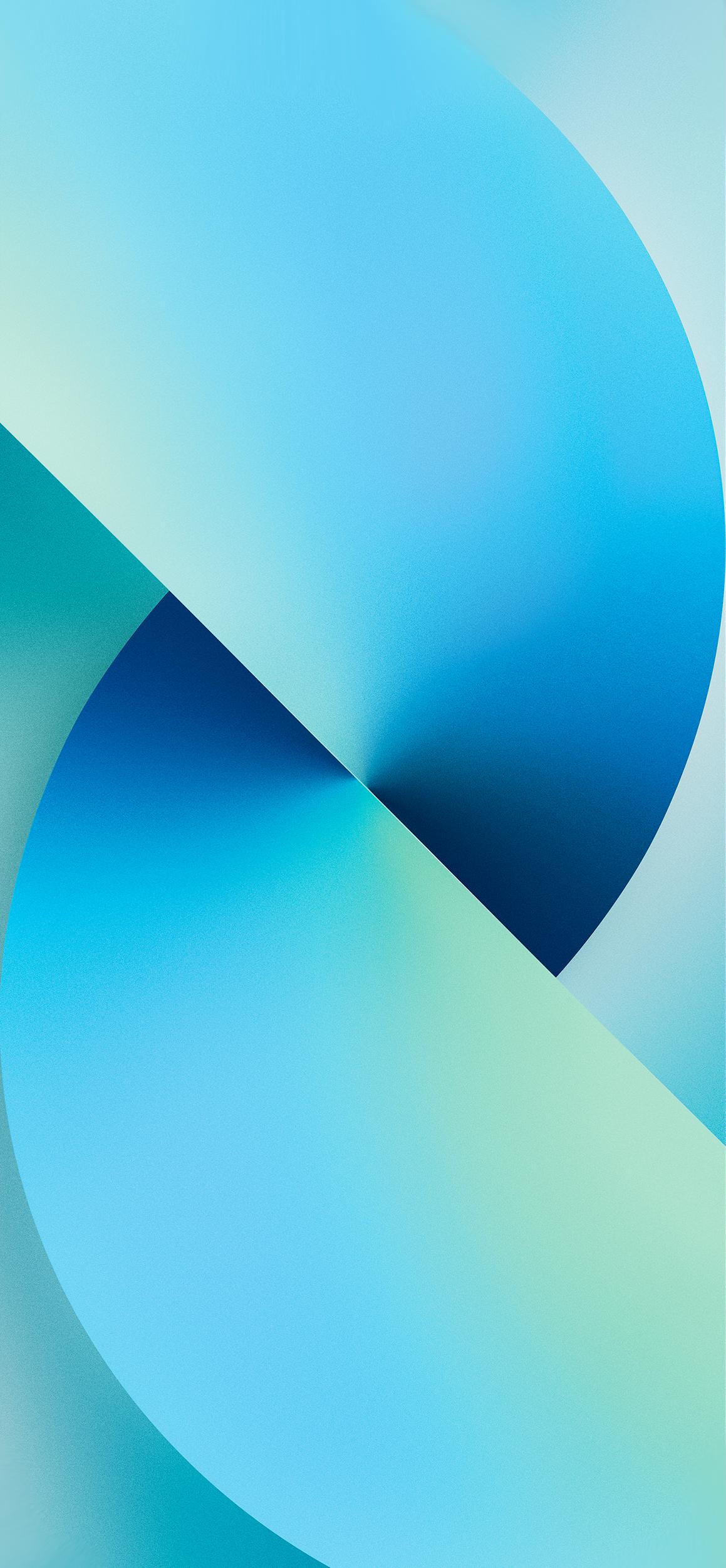 IPhone 13 Blue Wallpaper Download