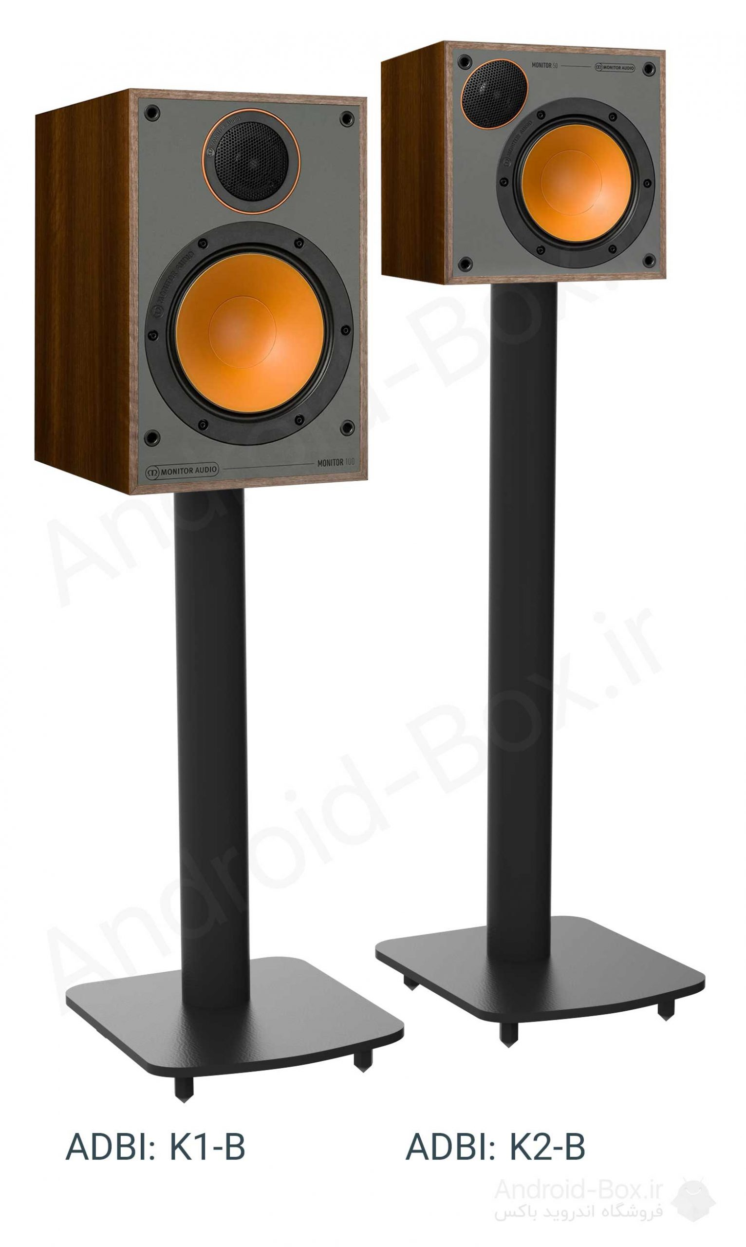 Android Box Dot Ir PRODUCTS Professional Speaker Stands K Series Black