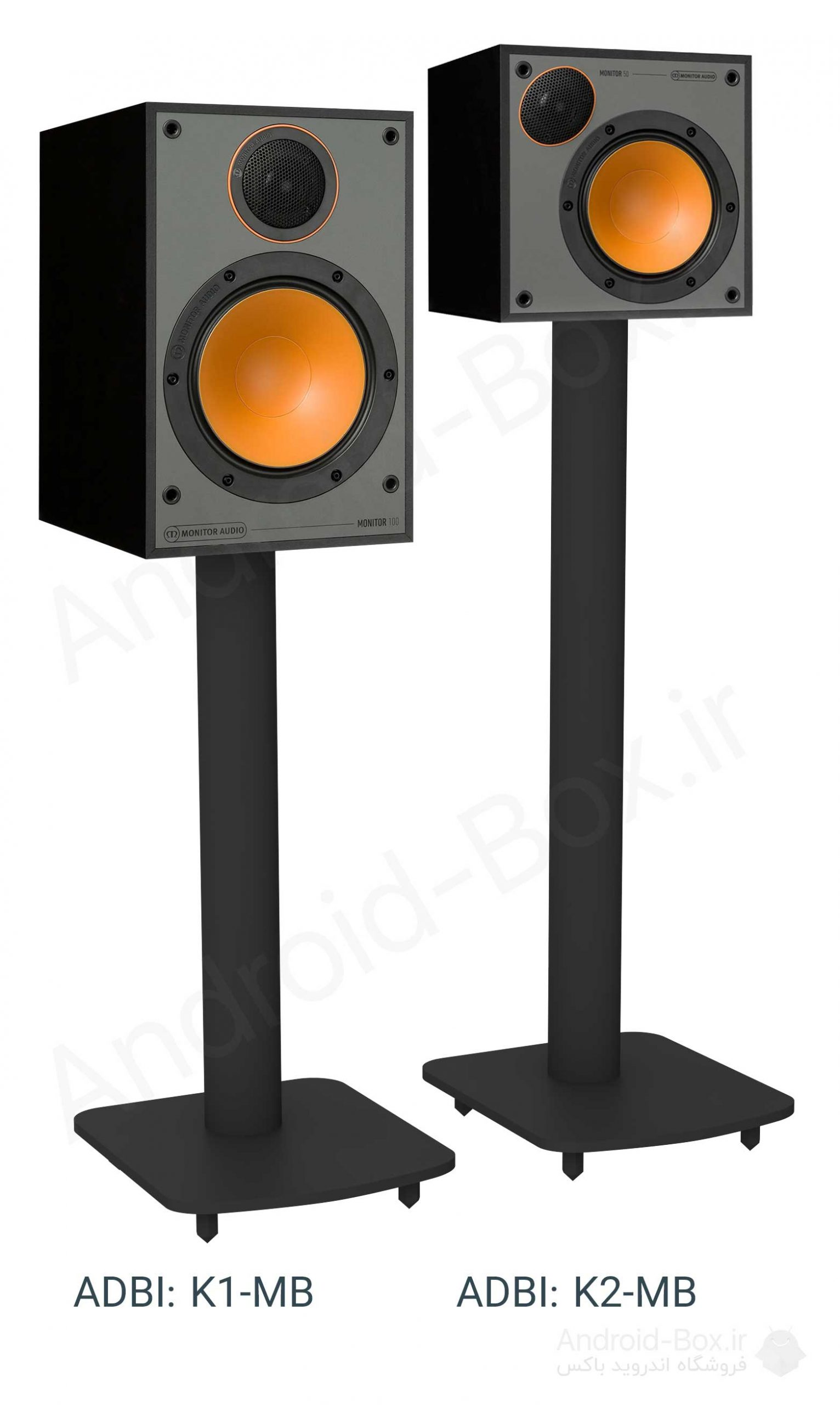 Android Box Dot Ir PRODUCTS Professional Speaker Stands K Series Mate Black